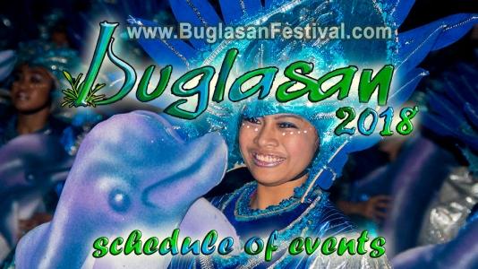 Buglasan 2018 – Schedule