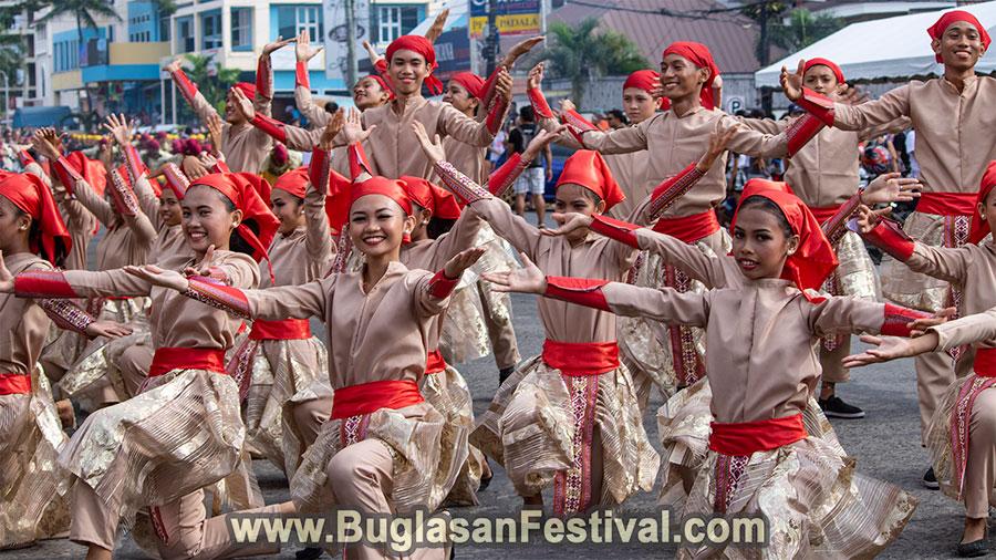 Sandurot Festival 2018 in Dumaguete City - Street Dancing