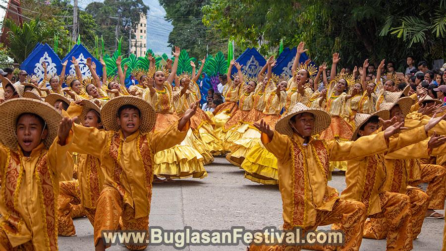 Tapasayaw Festival 2018 - Bais City - Street Dancing