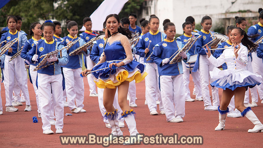 Buglasan 2018 High School Marching Band Competition