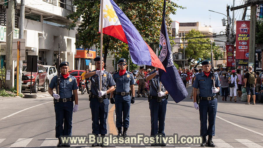 Buglasan 2018 - Opening Parade - Salvo