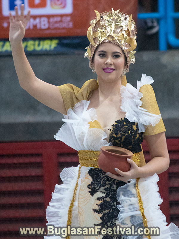 Buglasan Festival 2018 - Showdown - Festival Queen