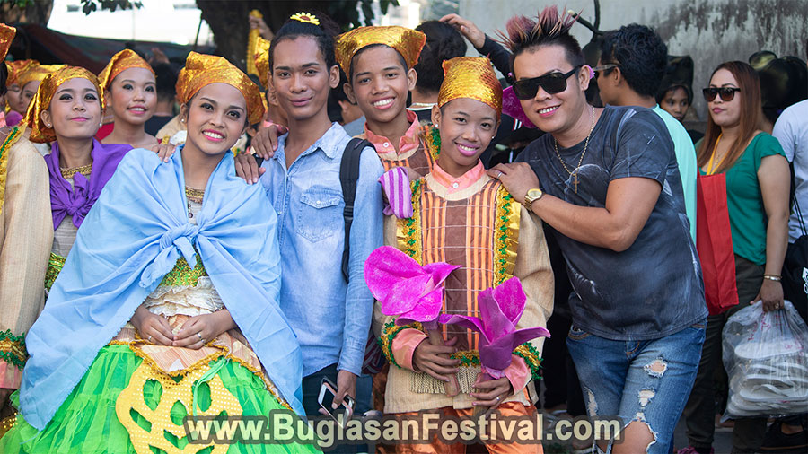 Buglasan Festival 2018 - Showdown-Preparation - Sinulog sa Tanjay
