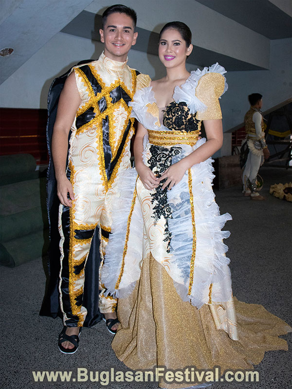 Buglasan Festival 2018 - Showdown - Sandurot Festival King and Queen