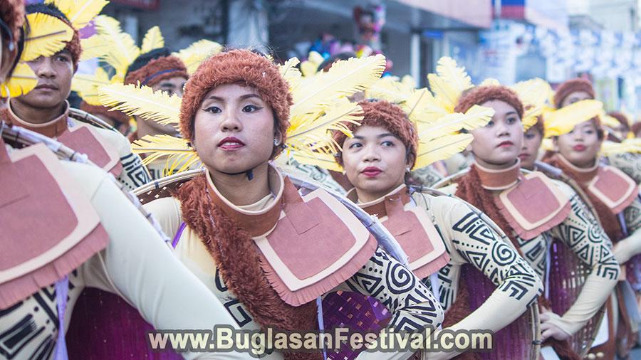 Buglasan Festival 2018 - Street Dancing - Langub Festival