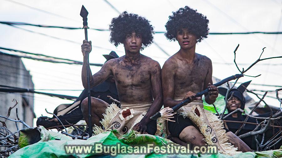 Buglasan Festival 2018 - Street Dancing - Mabinay