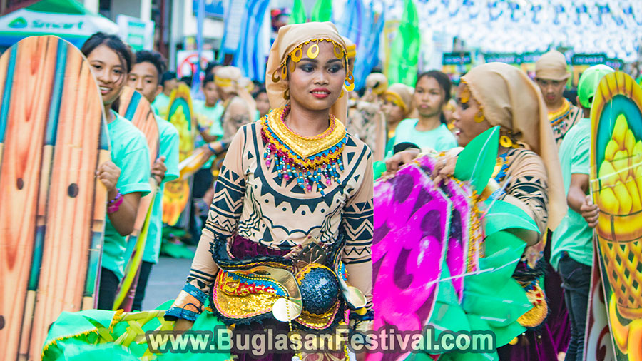 Buglasan Festival 2018 - Street Dancing - Mantuod Festival