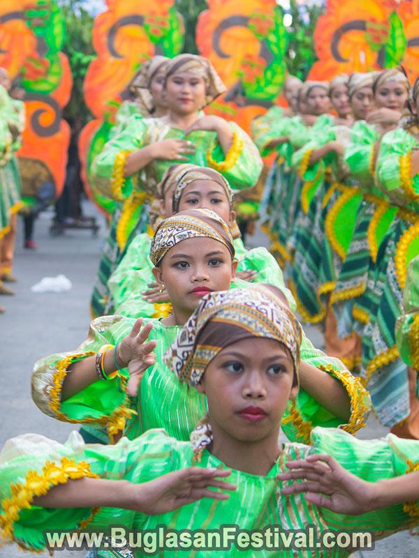 Buglasan Festival 2018 - Street Dancing - Pamplona
