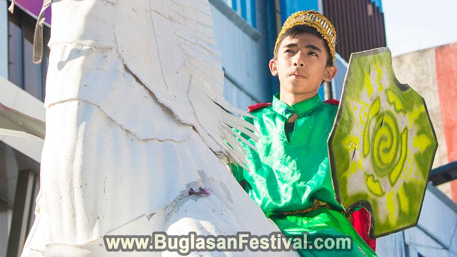 Buglasan Festival 2018 - Street Dancing - Sinulog sa Tanjay