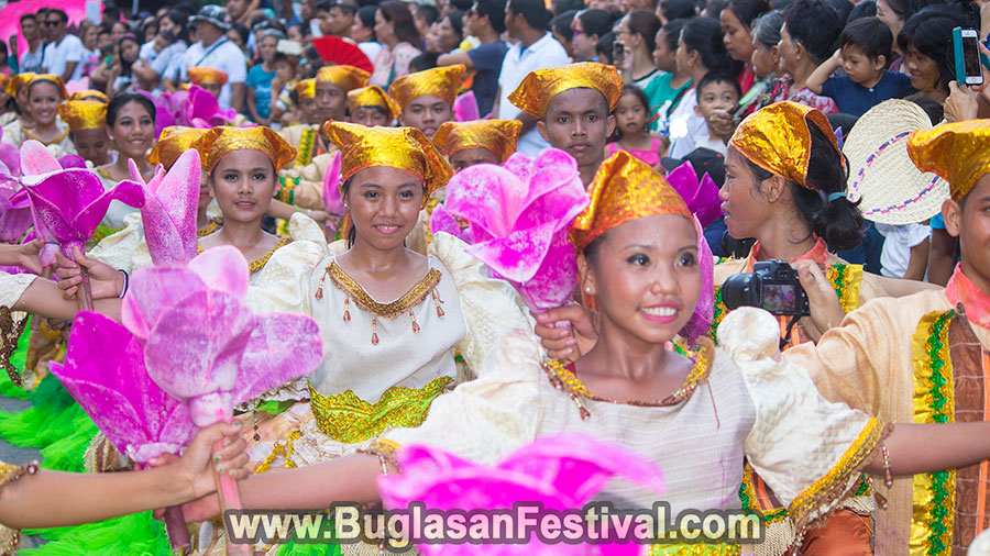 Buglasan Festival 2018 - Street Dancing - Tanjay City
