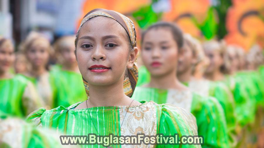 Buglasan Festival 2018 - Street Dancing - Yamog sa Pamplona