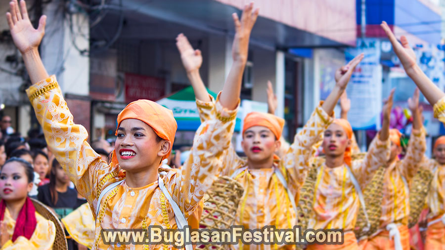 Buglasan Festival 2018 - Street Dancing