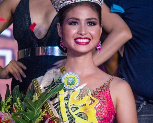 Miss Negros Oriental 2018 - Queen Winner