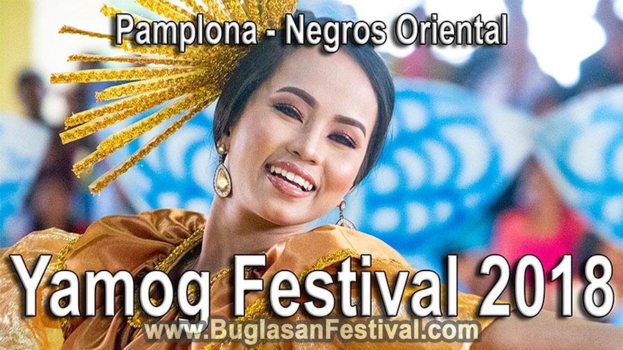 Yamog Festival 2018 in Pamplona - Negros Oriental
