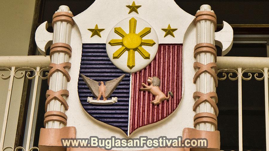 Bacong Municipal Seal - Negros Oriental