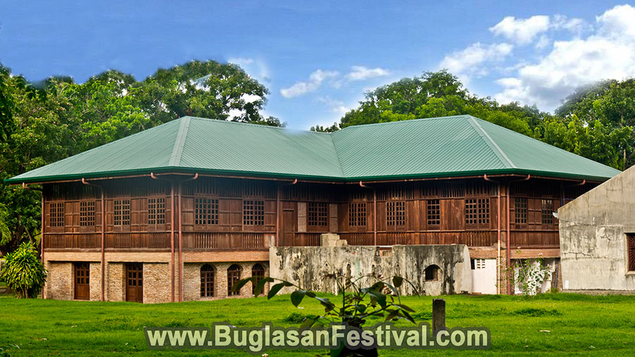Bacong - Old Heritage House