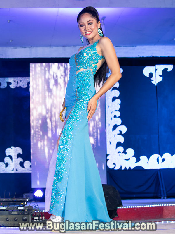 Evening Gown - Miss Mabinay 2019