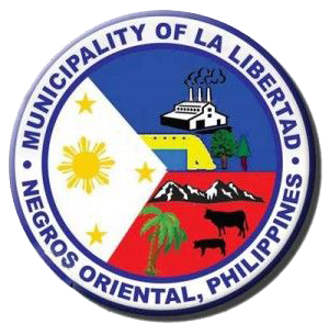 La Libertad seal logo - Negros Oriental