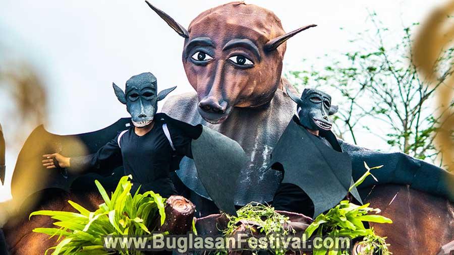 Mabinay - Langub Festival 2019 - Bat Arc