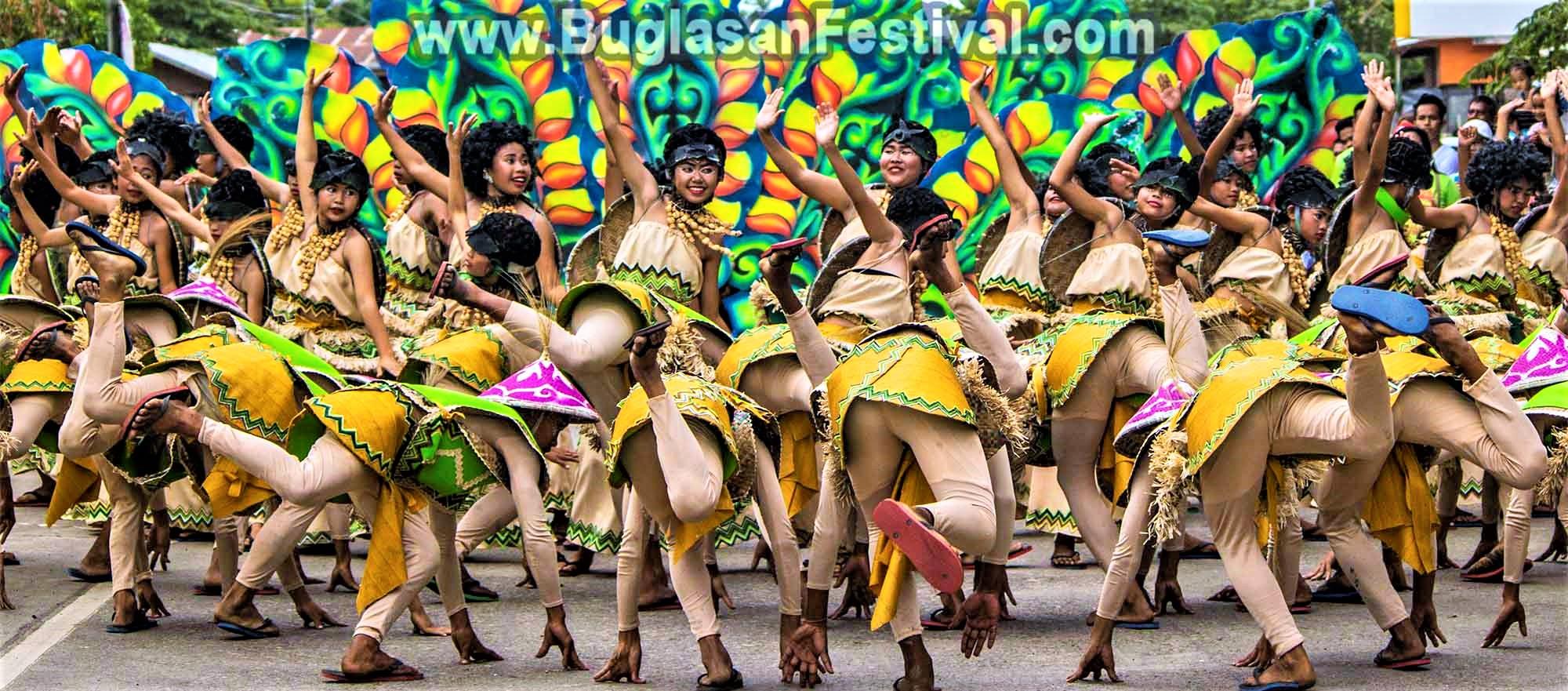 Mabinay Langub Festival 2019 - Street Dancing