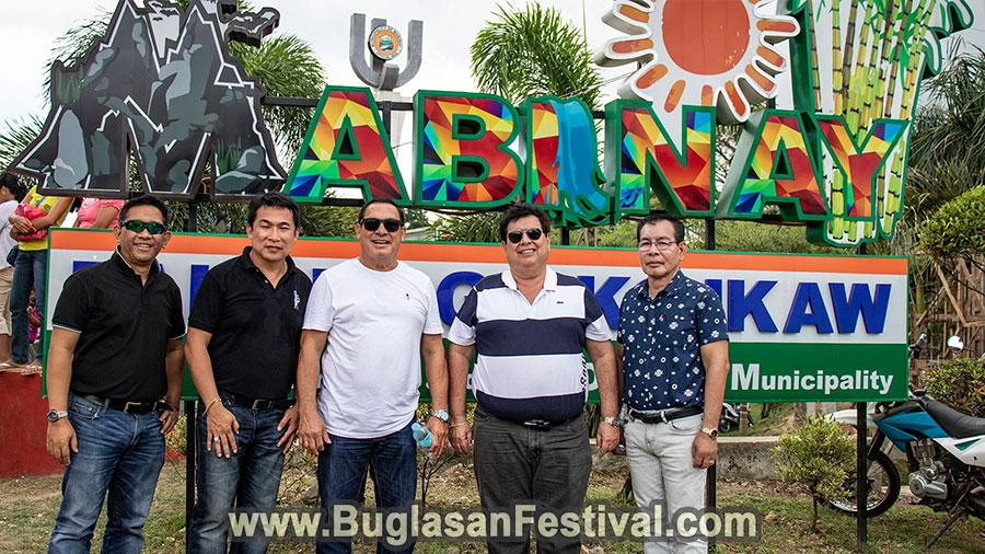 Mabinay - Langub Festival 2019 - VIPs
