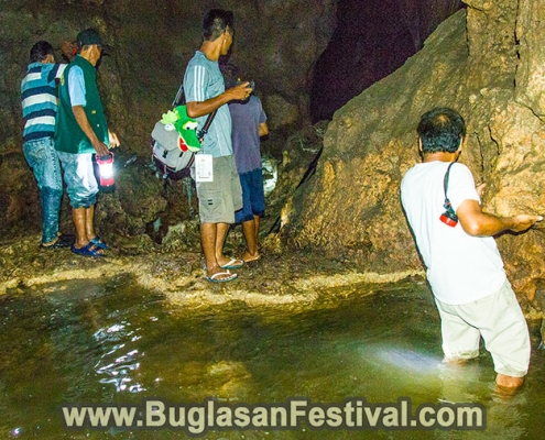 Maglahos Cave in Vallehermoso - Negros Oriental