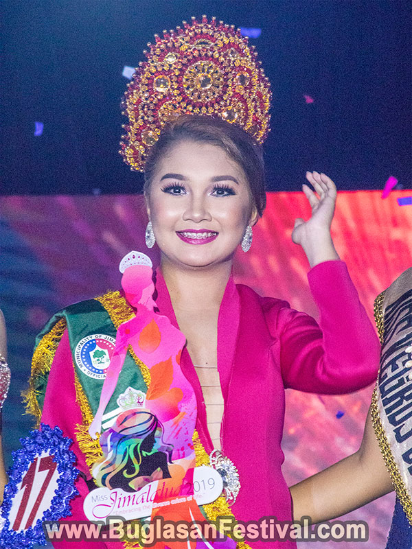 Miss Jimalalud 2019 - Winner