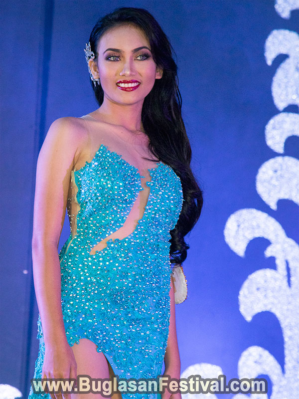 Miss Mabinay 2019 - Evening Gown