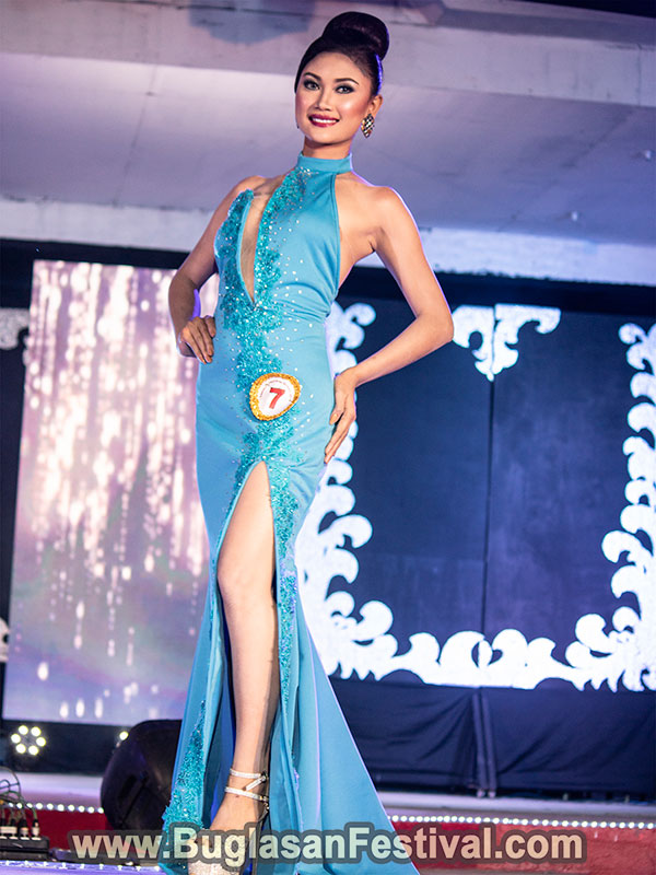 Miss Mabinay 2019 - Gown