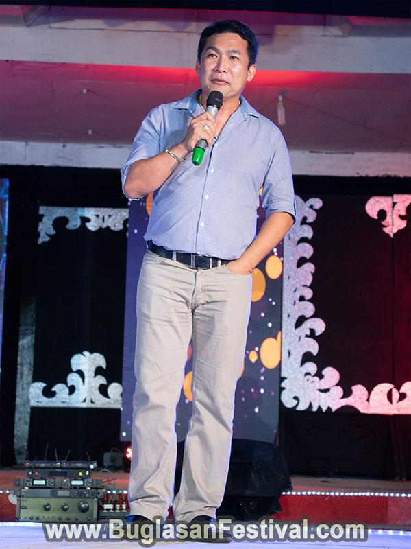 Miss Mabinay 2019 - VIP - Mayor Ernie Jango Uy