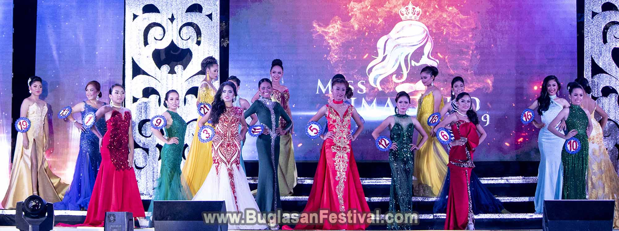 Negros Oriental - Miss Jimalalud 2019