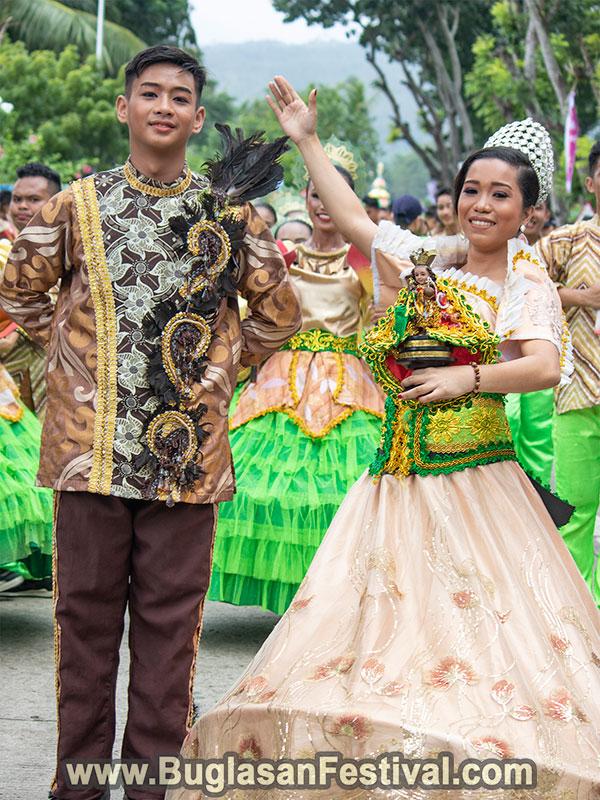 Negros Oriental - Sinulog sa Jimalalud 2019