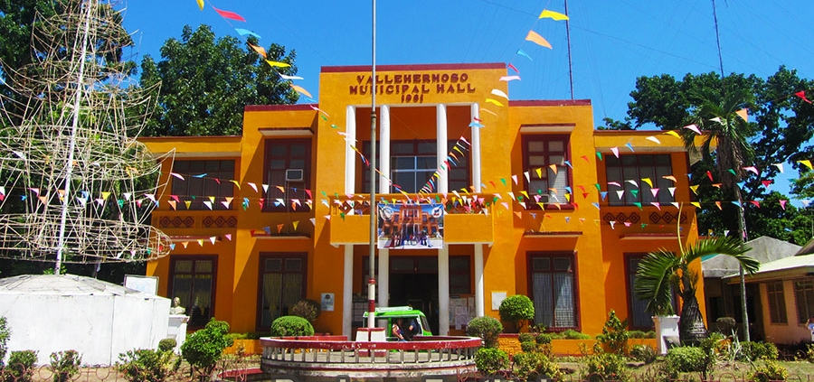Vallehermoso - Negros Oriental - Municipal Hall
