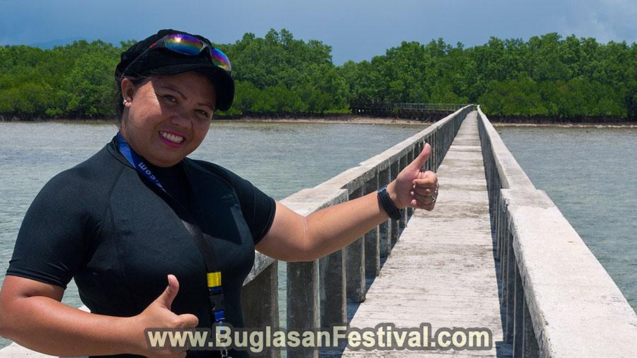 Mangrove Walk - Bais City - Negros Oriental