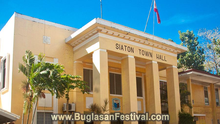 Siaton Municipal Hall - Negros Oriental