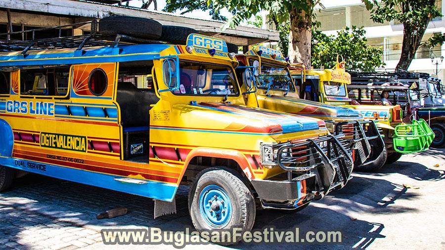 Valencia - Public Transport - Jeepney