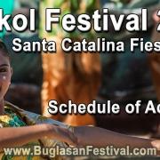 Pakol Festival 2019 & Santa Catalina Fiesta 2019 – Schedule of Activities