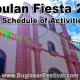 Sibulan Fiesta 2019 - Schedule of Activities