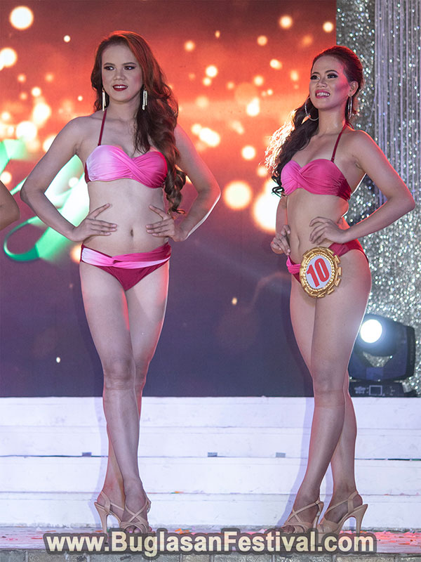Miss Tanjay 2019 - Bikini Round