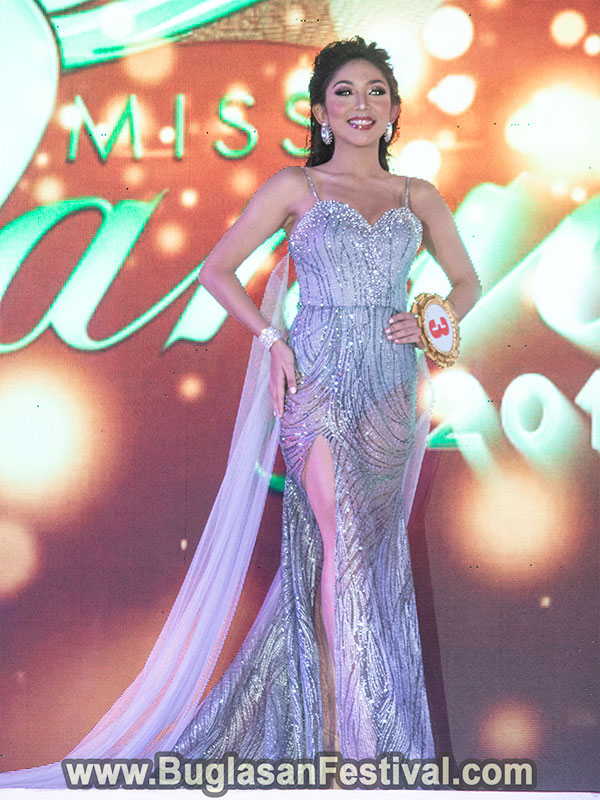 Miss Tanjay 2019 - Evening Gown