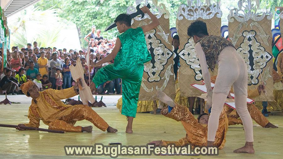 Sinulog Festival 2019 - Tanjay City - Showdown
