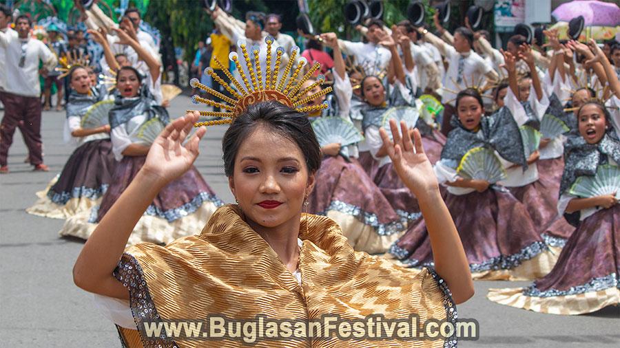 Sinulog Festival 2019 - Tanjay City - Street Parade
