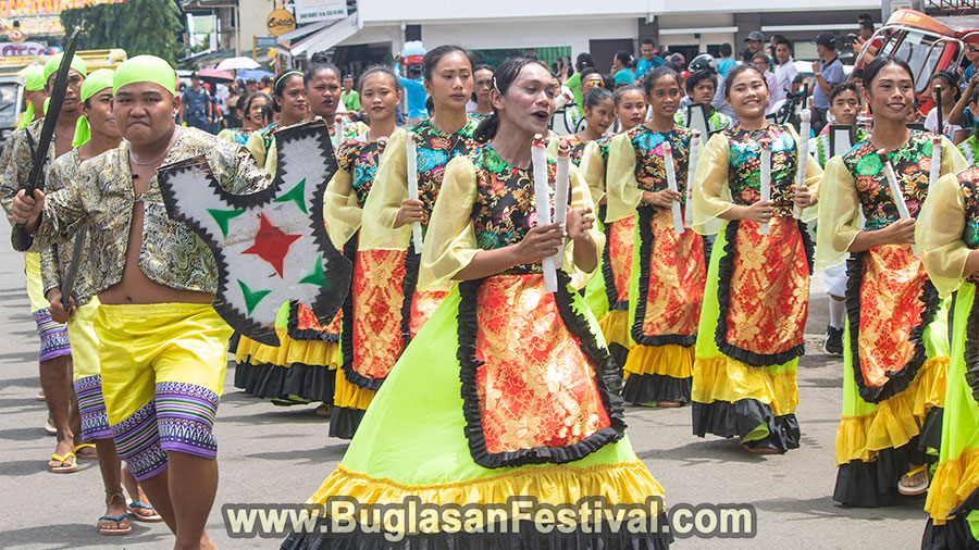 Sinulog sa Tanjay 2019 - Festival in Negros Oriental - Street Dancing