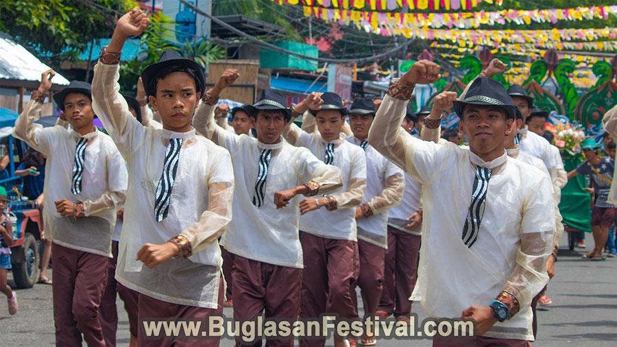 Sinulog sa Tanjay 2019 - Festival in Negros Oriental - Street Parade