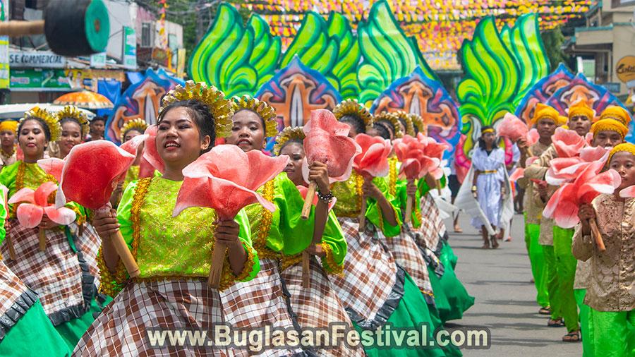 Street Parade - Sinulog Festival 2019 - Tanjay City
