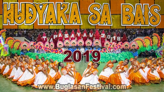 Tapas Sayaw Festival 2019 – Bais City Fiesta 2019 – Schedule of Activities