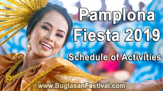 Pamplona Fiesta 2019 – Schedule of Activities
