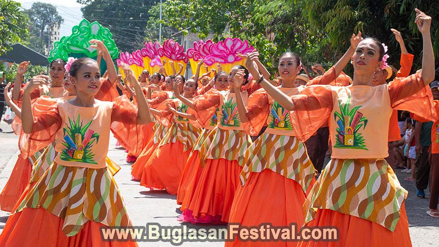 Tapasayaw Festival 2019 - Stree Dance Parade