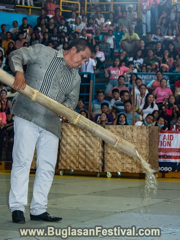 Buglasan Festival 2019 - Showdown - Palihi - Dovernor Roel Ragay Degamo