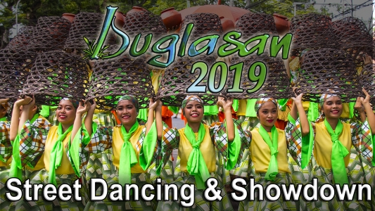 Buglasan Festival 2019 – Street Dance & Showdown